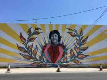 Foto de Mural 12+1
