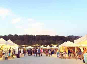 Sitges Market duplica sus visitas en su segunda edición