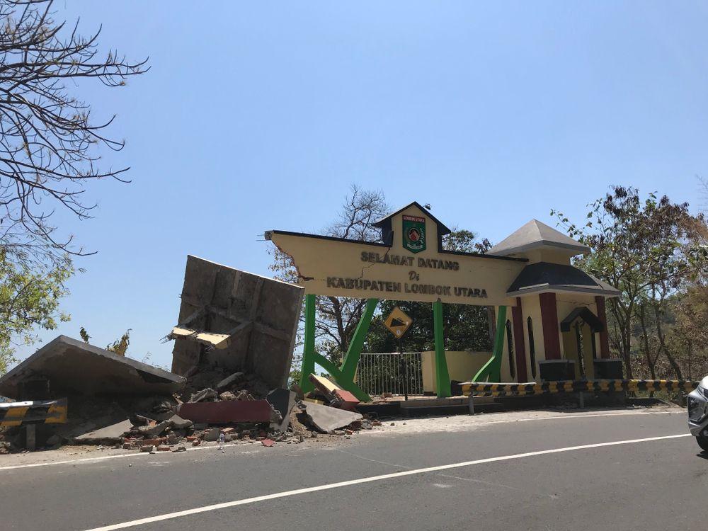 InterMundial activa un plan especial de contingencia para los afectados por el terremoto de Lombok