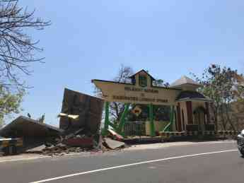 Terremoto agosto Lombok