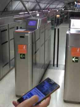 WIFI Metro Bilbao