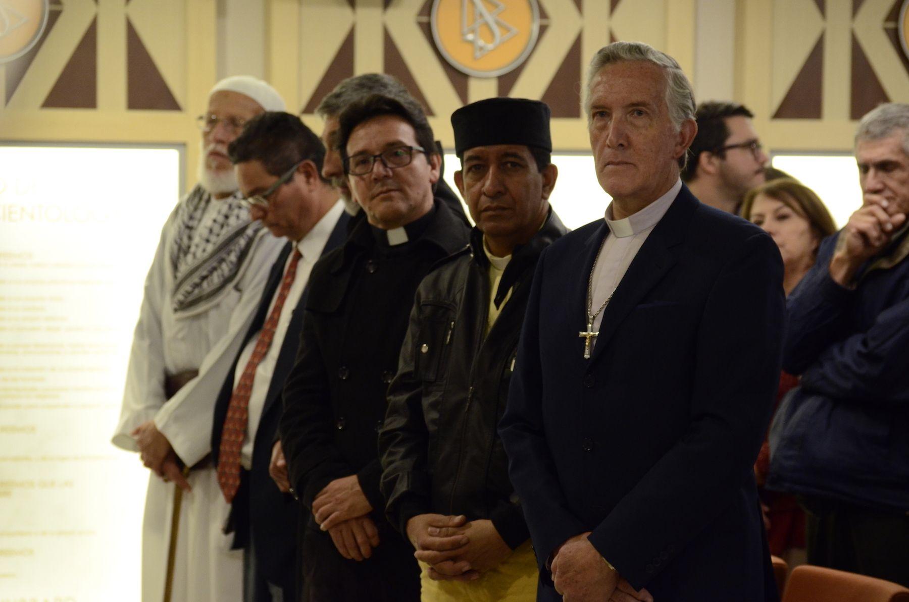 Fotografia Líderes de Fe en Defensa de la Libertad Religiosa