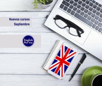 English Our Way: septiembre es un buen momento para apuntarse a cursos de inglés