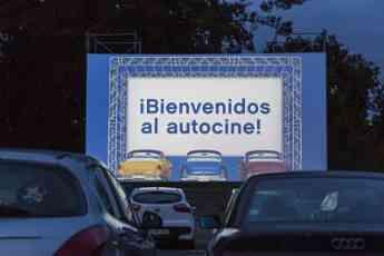 Autocine de Coruña The Style Outlets
