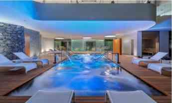 Wellness Corales: vacaciones termales en un Spa de diseño