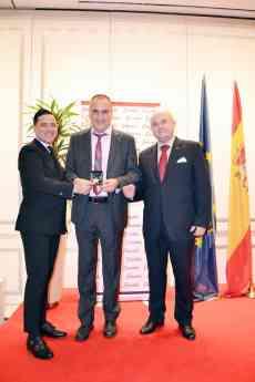 Foto de Premio a la excelencia profesional 2018