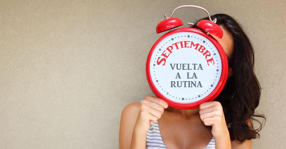 Foto de Vuelta a la rutina
