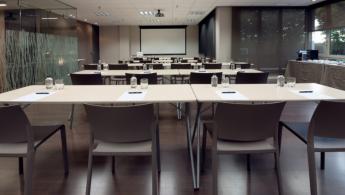 Gran Via Business Center: Salas y espacios experienciales para formaciones en el centro de Barcelona
