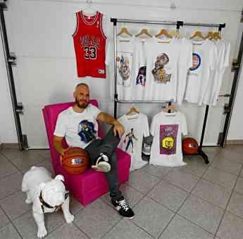 Foto de Camiseta NBA Nickname Terry Rozier