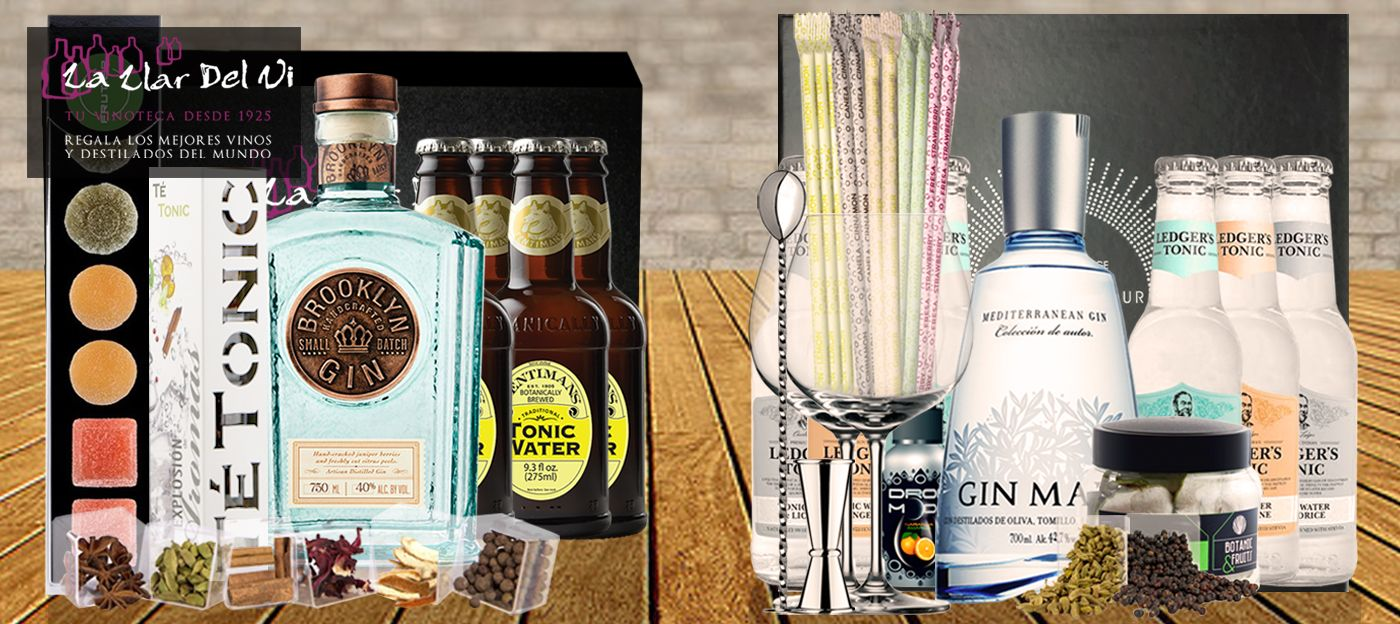 Foto de Packs y Kits Gin Tonic