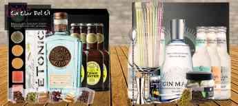 La Llar del Vi presenta sus Set, Pack y Kit Gin Tonic, el regalo con mayor crecimiento en los últimos años
