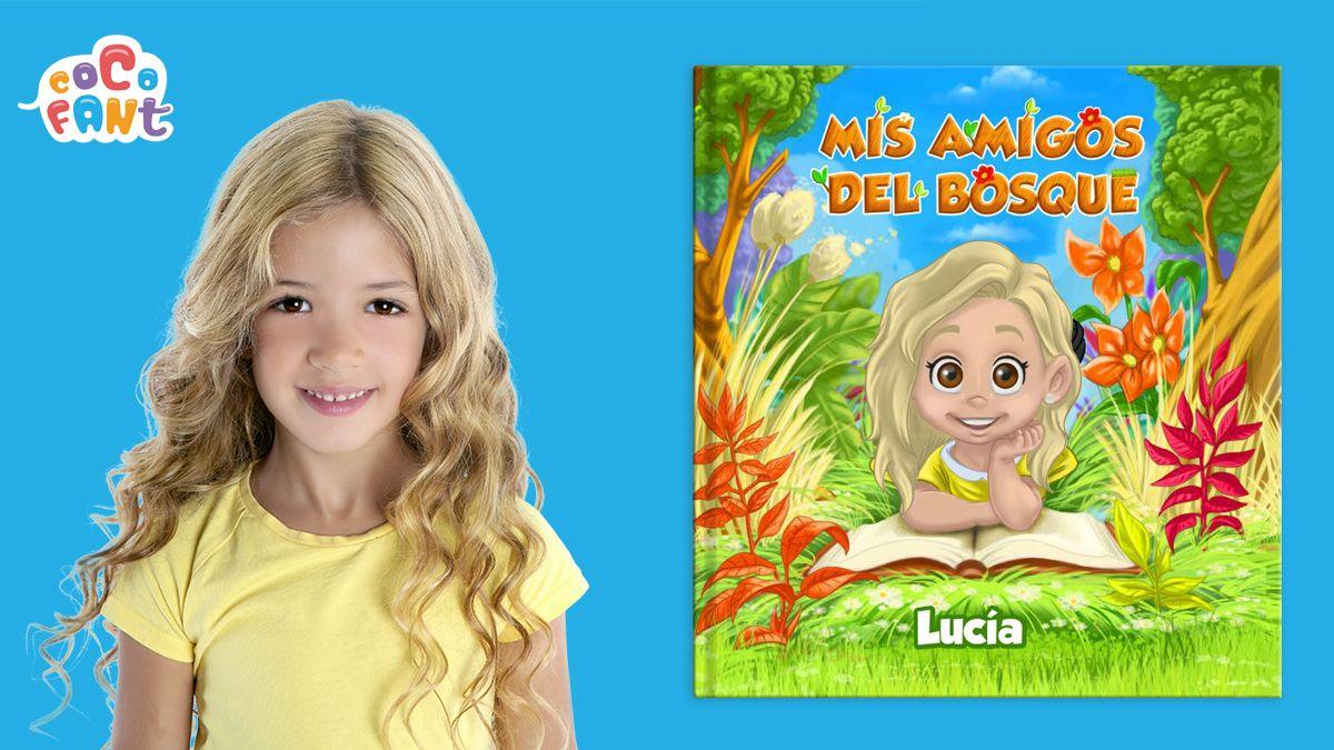 Fotografia Cocofant Cuentos personalizados para niños