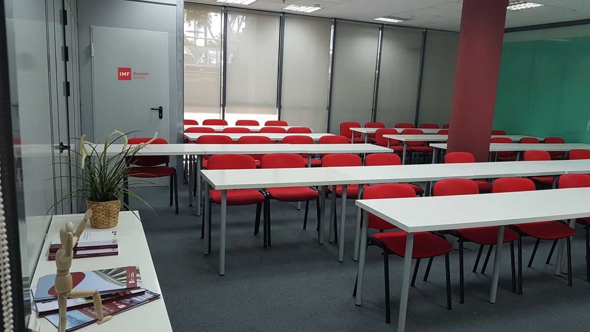IMF Business School inaugura su nueva sede en Sevilla