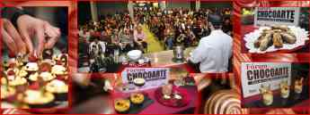 Se Celebra Fórum ChocoArte 2018. III Edición del Foro de Cocina Dulce en Asturias