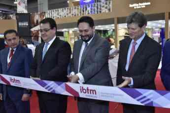 Enrique de la Madrid, Secretario de Estado de Turismo de México, ha inaugurado IBTM Americas 2018