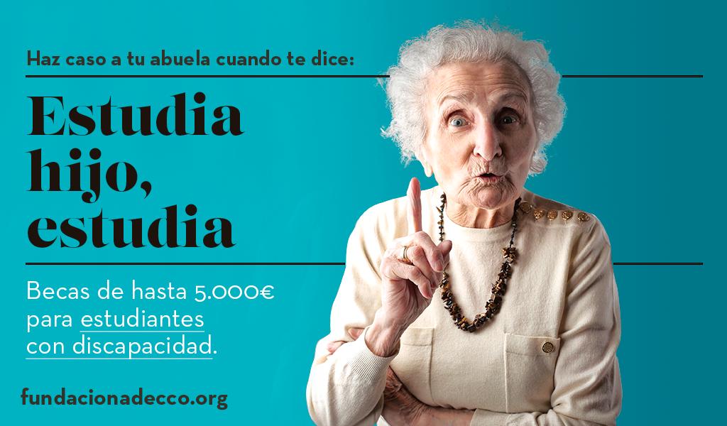 Foto de I Becas Fundación Adecco
