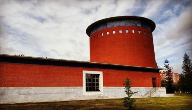 Foto de Planetario de Pamplona, encuentro Acogimiento Familiar 2018