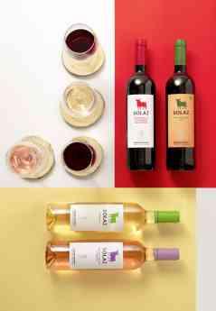 Bodegas Osborne renueva la imagen de su vino Solaz