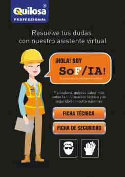 Quilosa desarrolla el primer chatbot del sector industrial para su nuevo adhesivo Fijación 60 Segundos