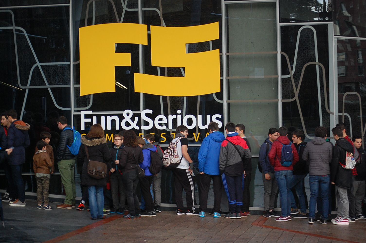 Foto de Fun & Serious Game Festival