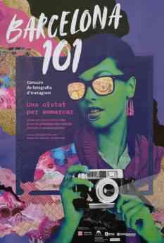 Concurso de fotografías colgadas en Instagram: BCN 101, una ciudad para enmarcar