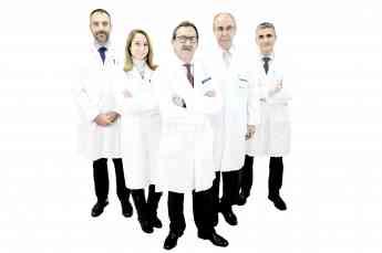 Foto de Equipo del Doctor Ramírez