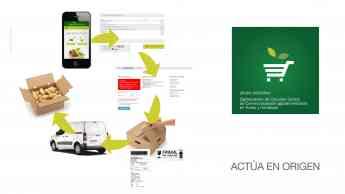 Digitalización de Circuitos Cortos de Comercialización agroalimentarios en frutas y hortalizas