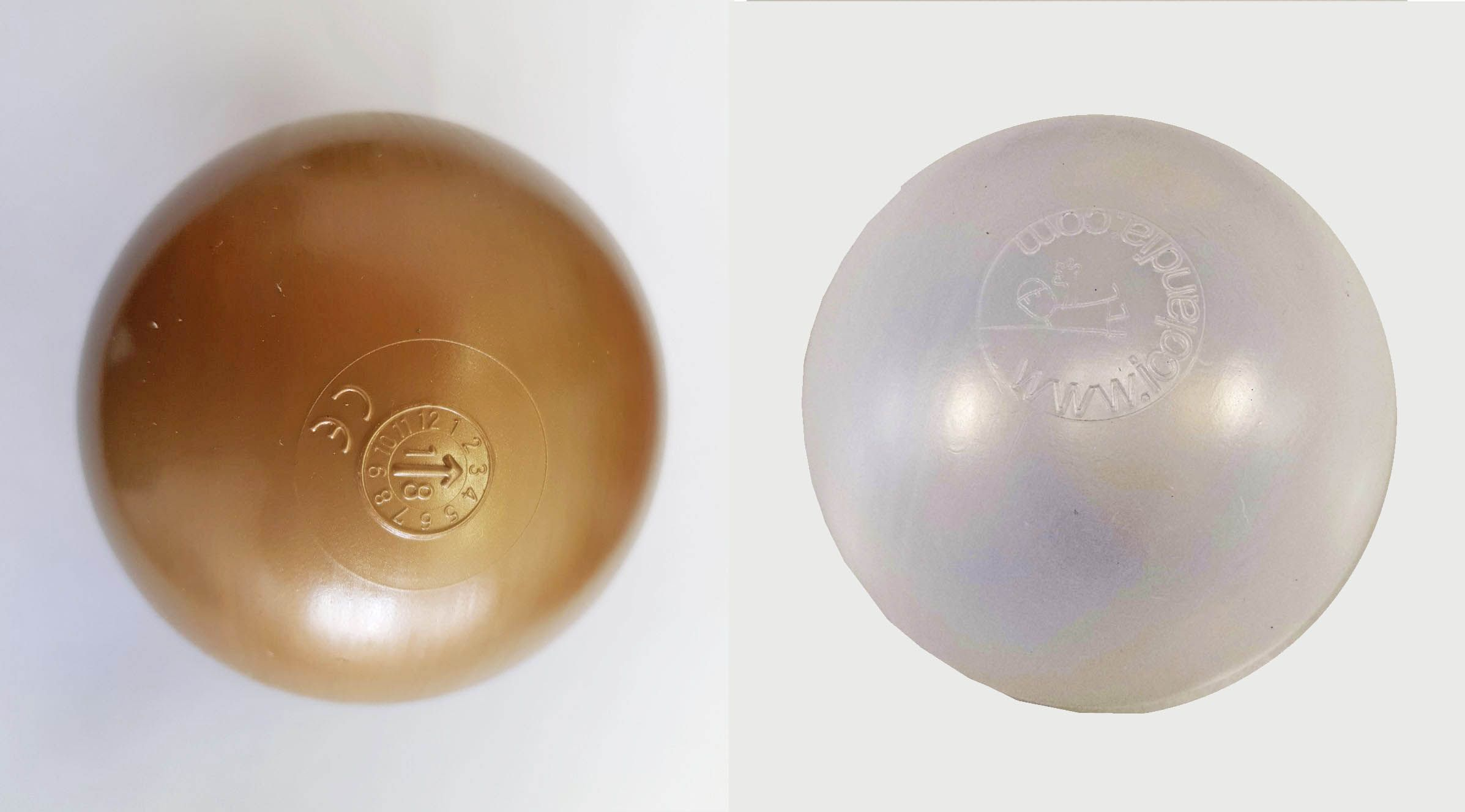 2678fec475f47 Icolandia fabrica piscinas de bolas negras y doradas para eventos ...