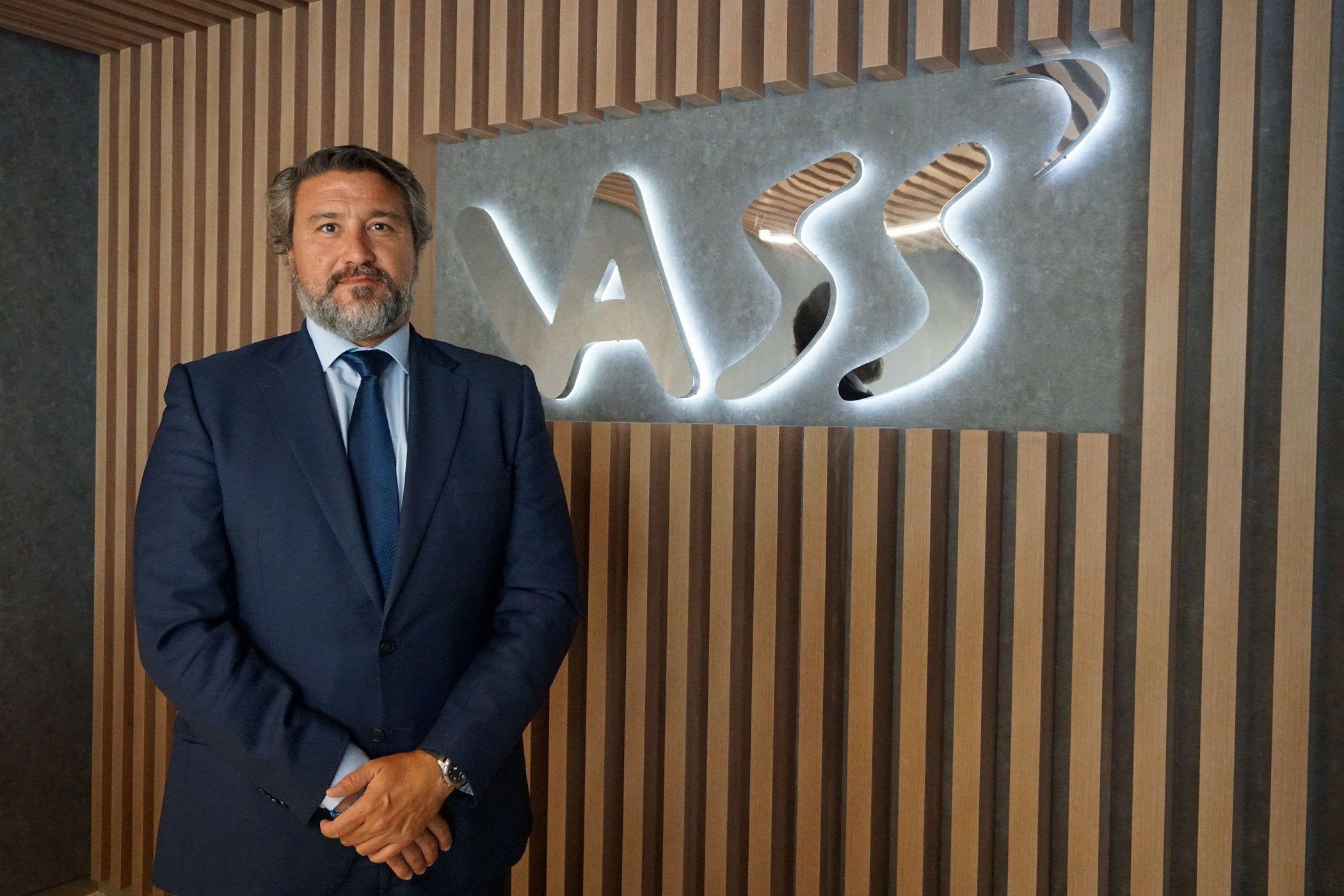 Foto de Ignacio de Sopeña, director de Business Consulting de VASS
