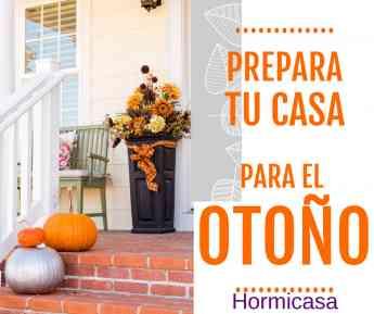 Prepara tu casa para el otoño