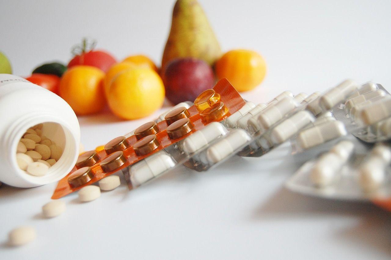 Fotografia El consumo de complejos vitamínicos y suplementos aumenta