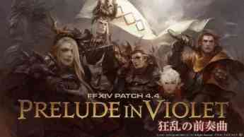 Prelude in Violet - Parche 4.4. de Final Fantasy XIV