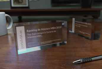 Foto de Ranking Máster MBA 2018