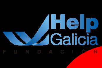 Logotipo de la Fundación Help Galicia