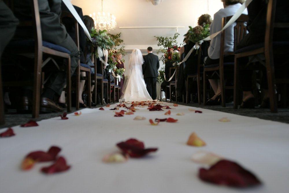 Foto de España celebró en 2017 cerc de 171.000 enlaces matrimoniales