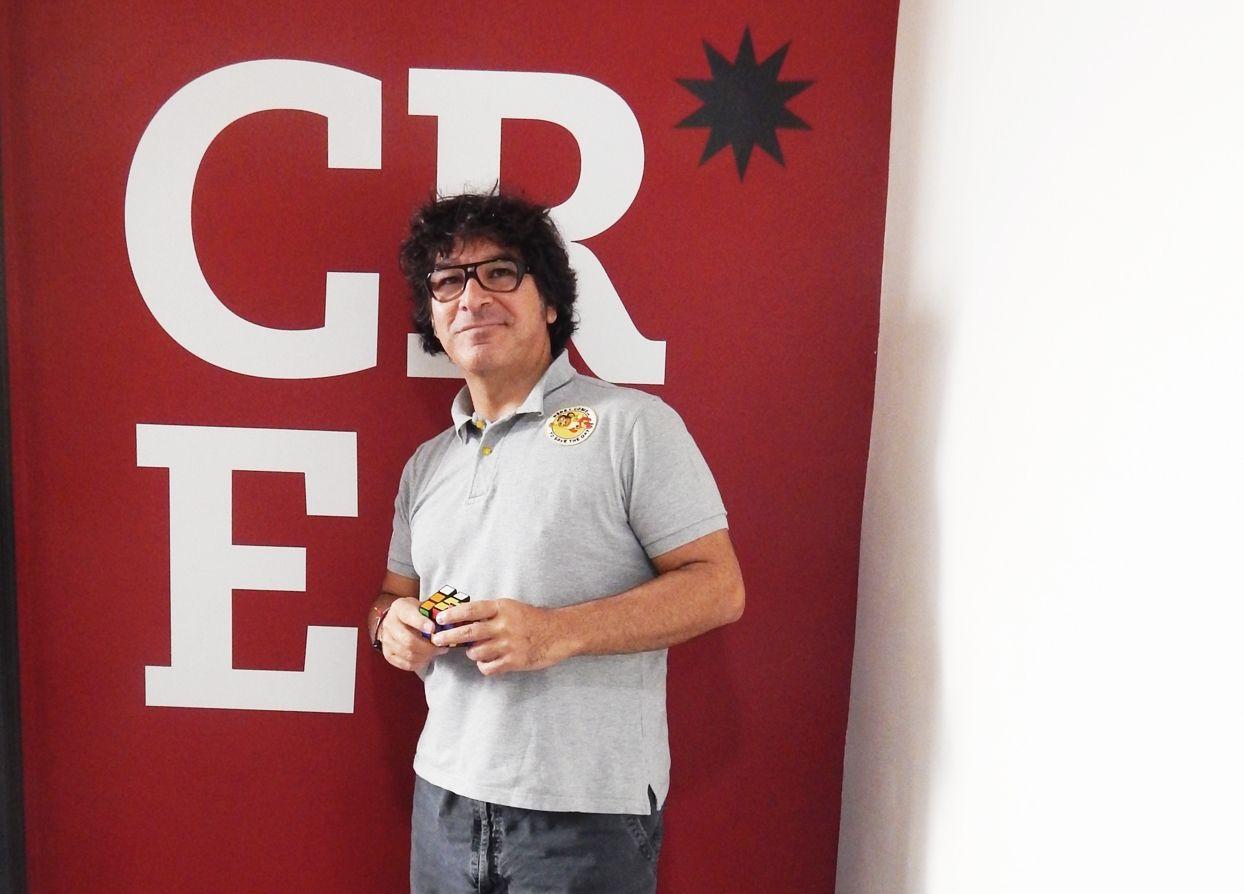 Foto de Carlos Yuste (PS) se incorpora a R* Publicidad como director