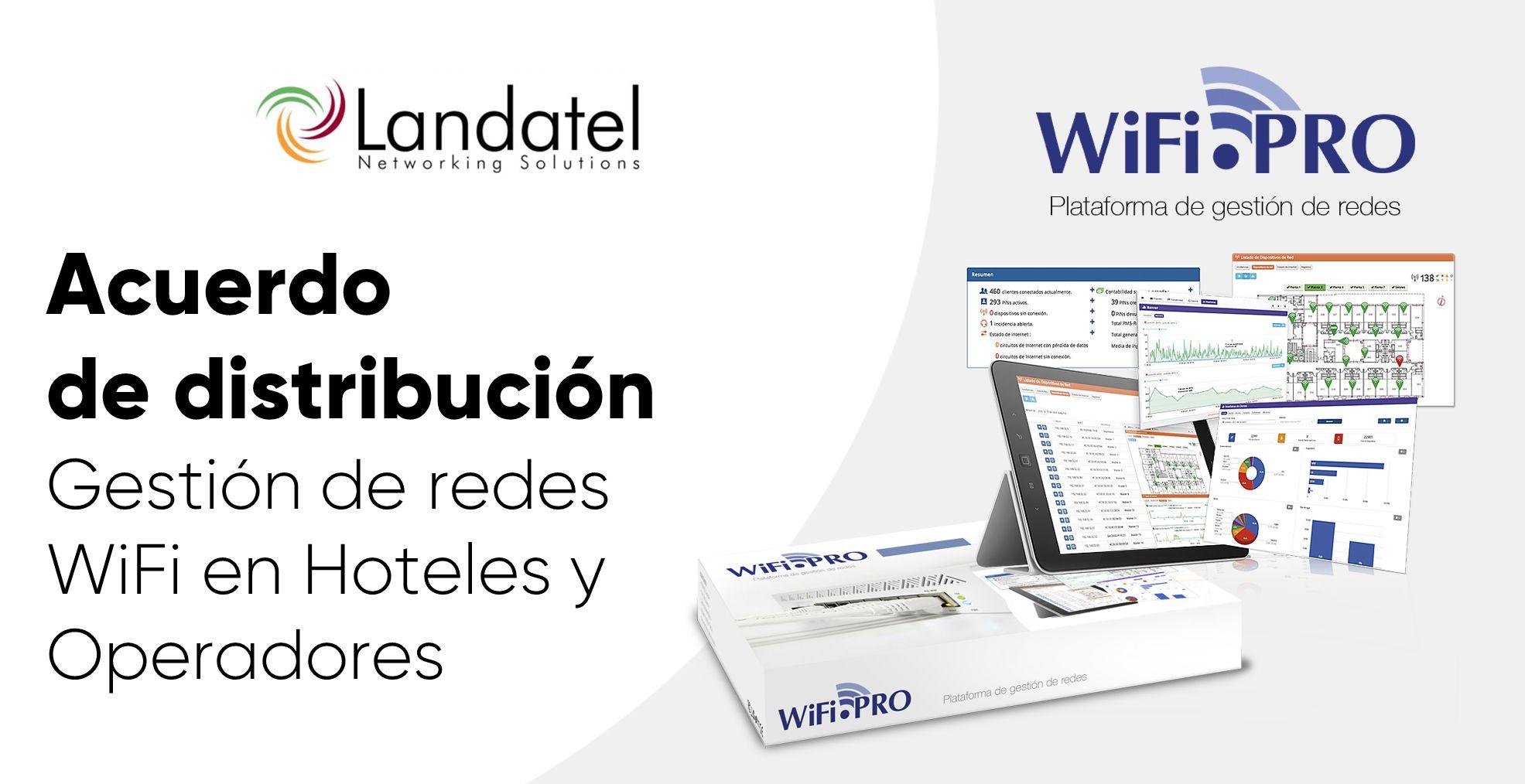 Fotografia Acuerdo Landatel WiFi.PRO