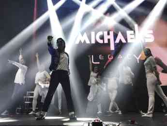 Arranca la programación cultural de Box Cartuja con 'Michael's