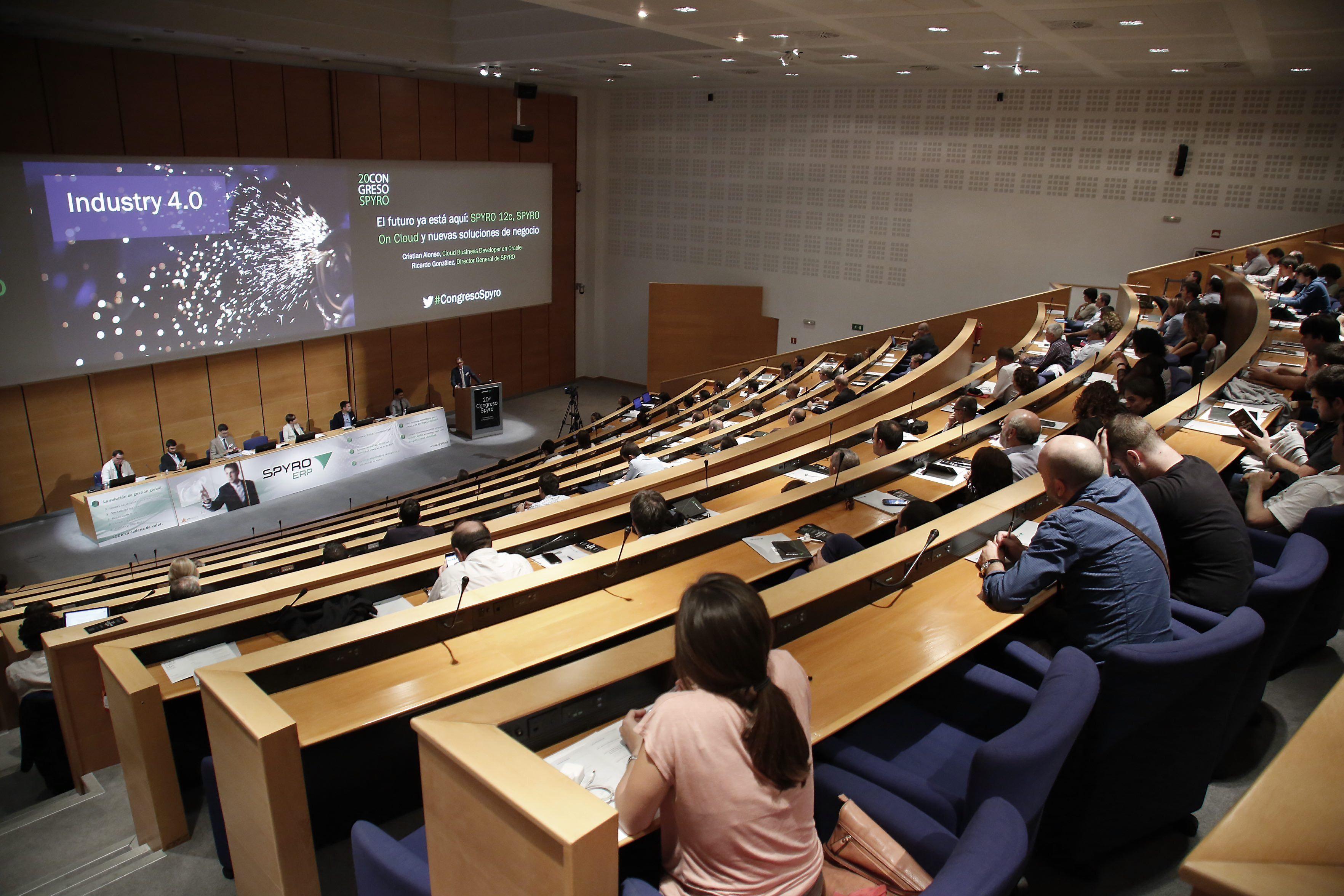 Foto de FOTO: Imagen del anterior Congreso SPYRO.