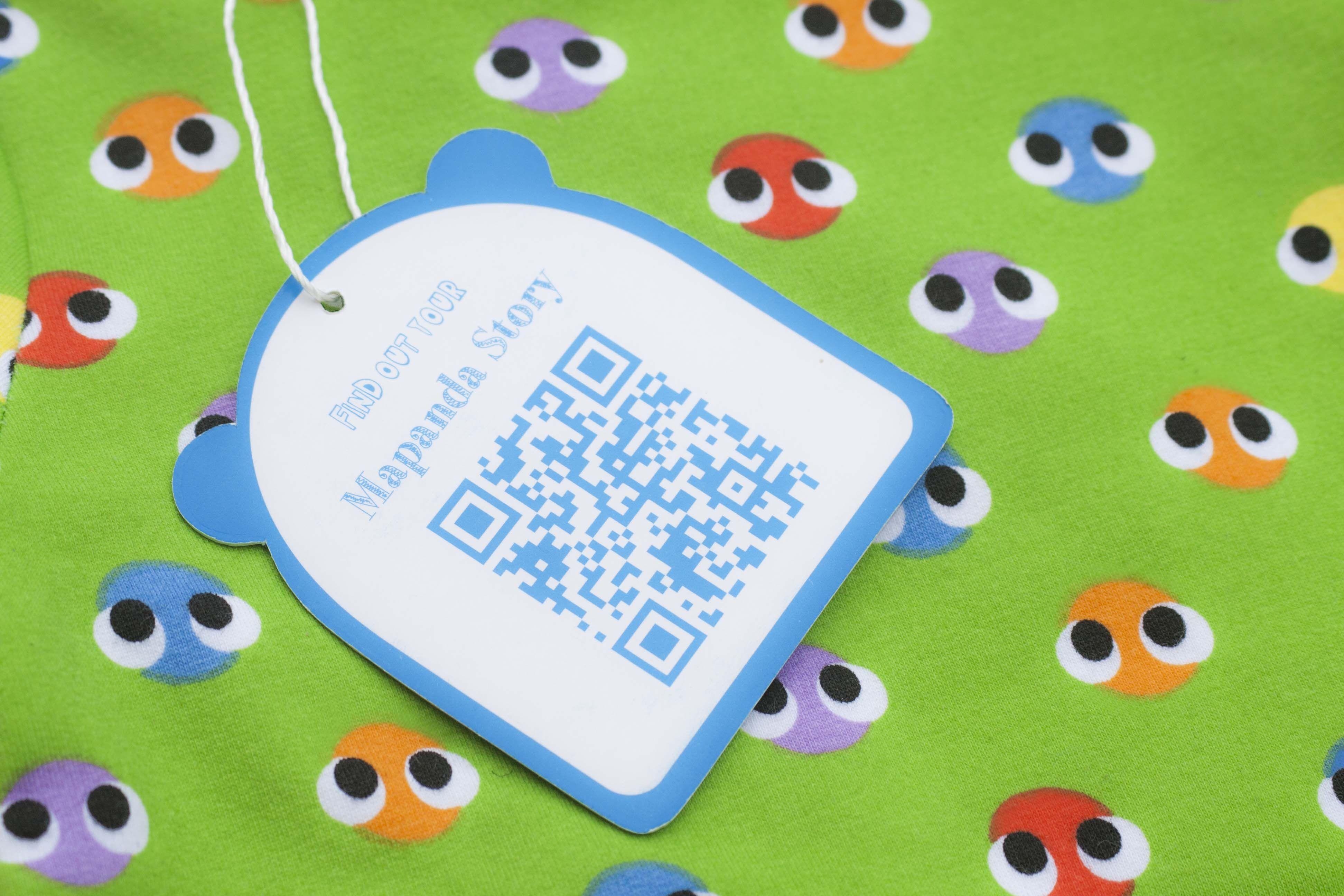 Foto de Código QR cuentos interactivos - Mapanda