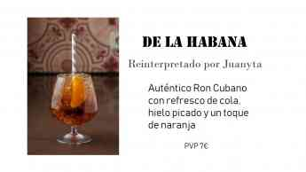 Juanyta ME MATA! da la bienvenida al otoño con los mejores cócteles