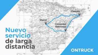 Servicio larga distancia Ontruck