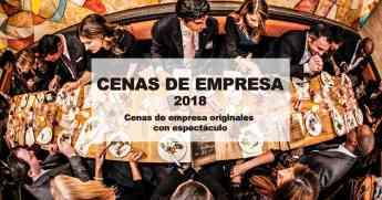 EMG ofrece nuevos planes para las cenas de empresa 2018 en Barcelona