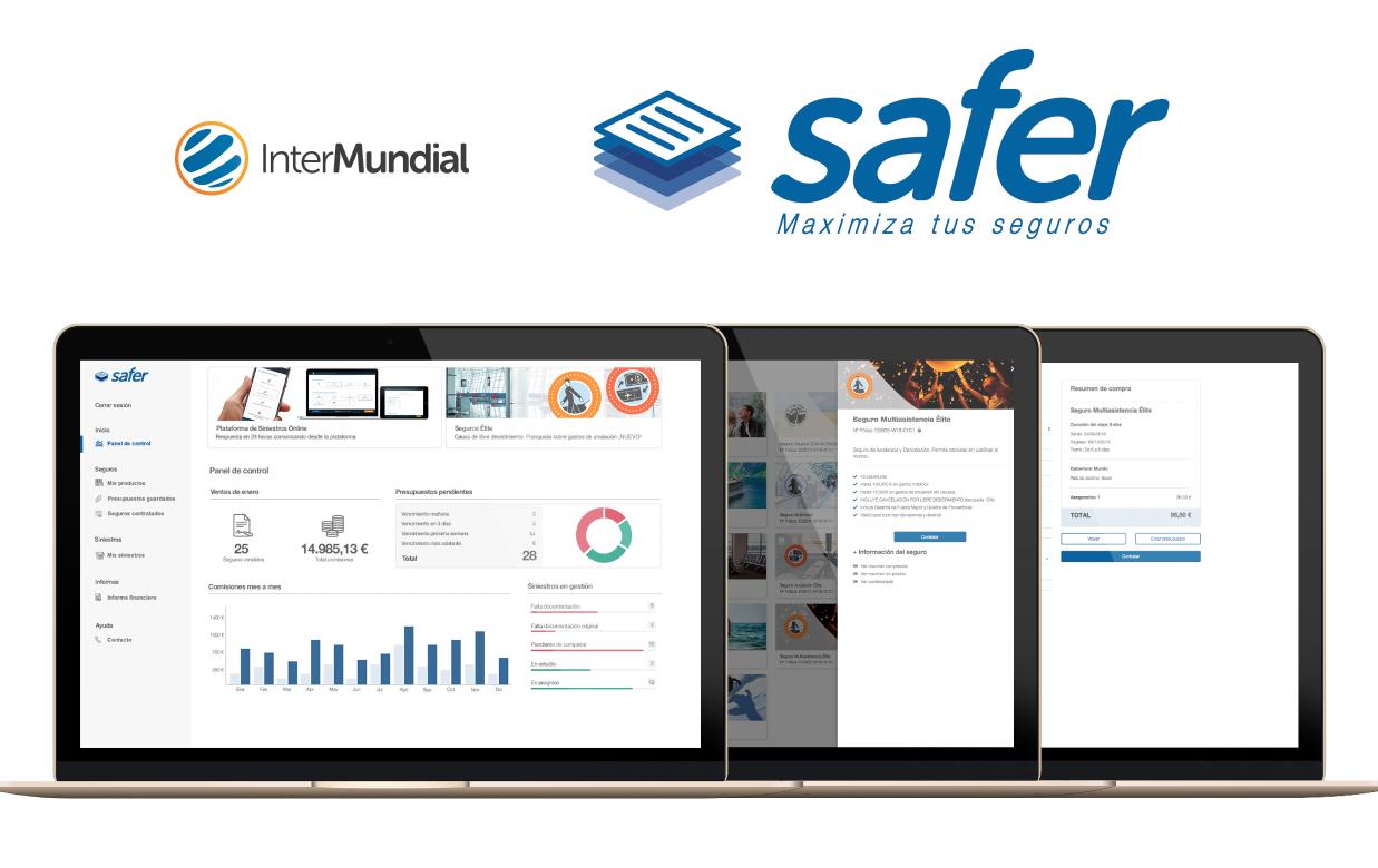 Foto de Safer, la primera plataforma de gestión integral de seguros