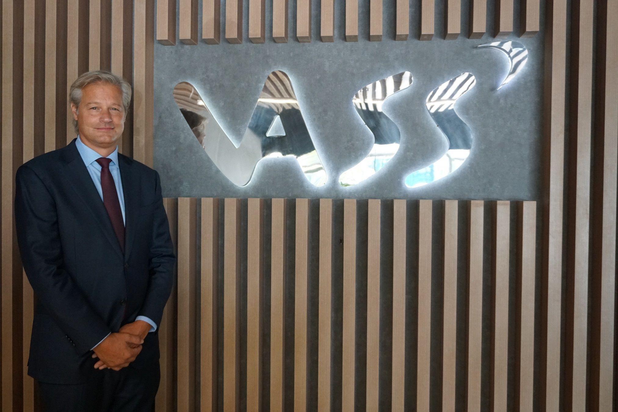 Foto de Frank Fellinger, nuevo vicepresidente de VASS para EMEA
