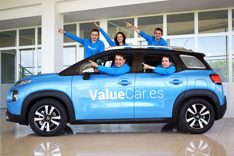 Foto de Equipo Valuecar.es