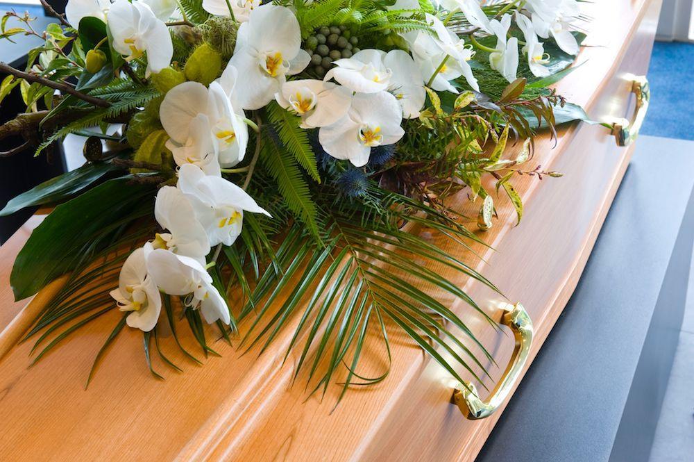 Foto de Coronas fúnebres