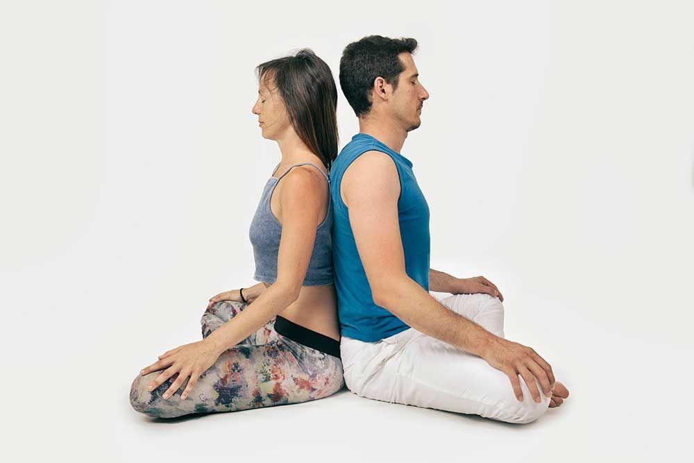 Fotografia Yoga shivashakti