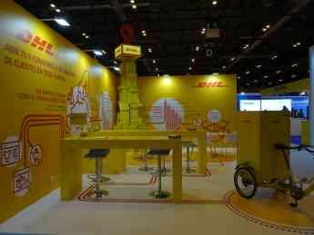 DHL Parcel en eShow Madrid 2018
