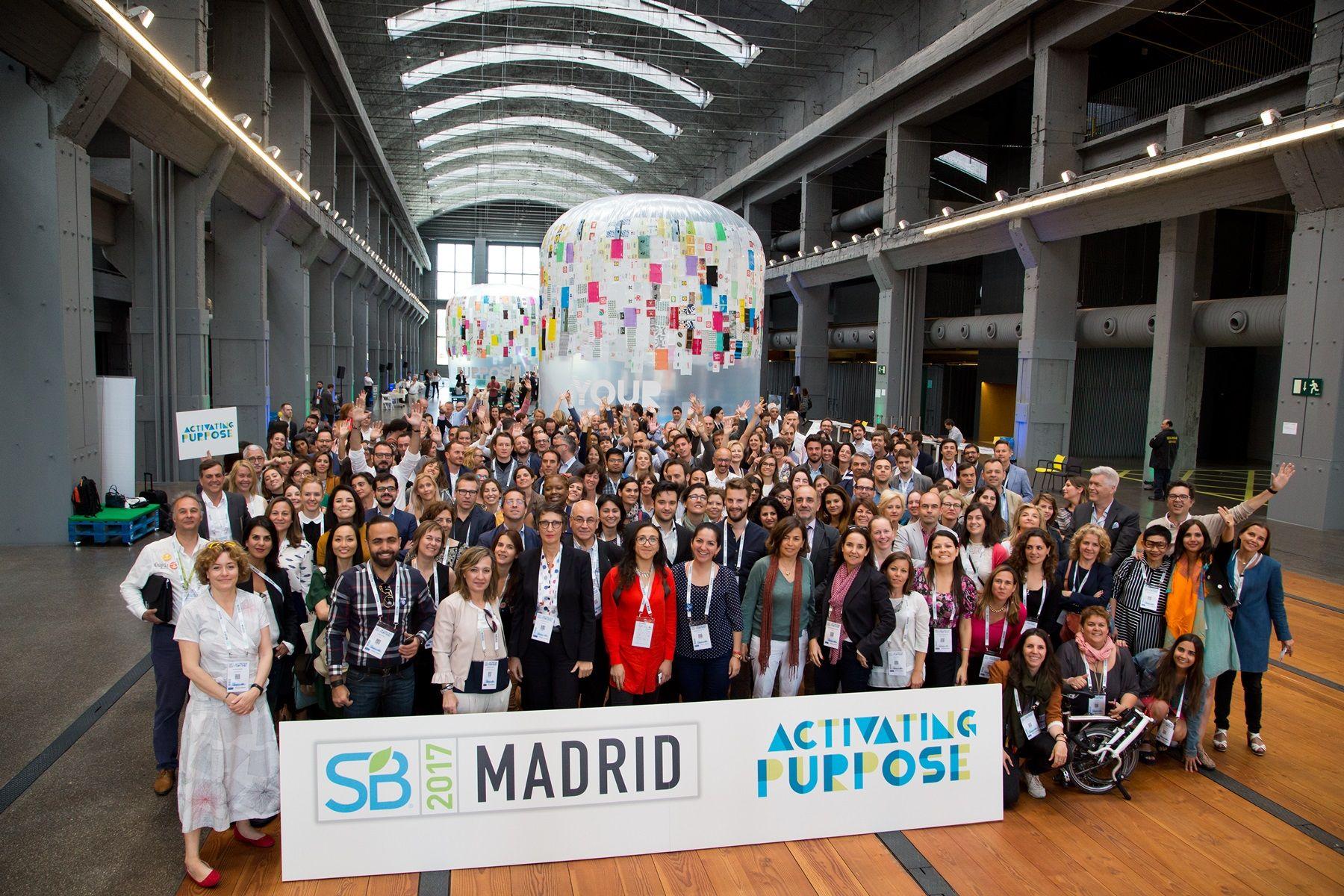 Foto de Familia Sustainable Brands® Madrid
